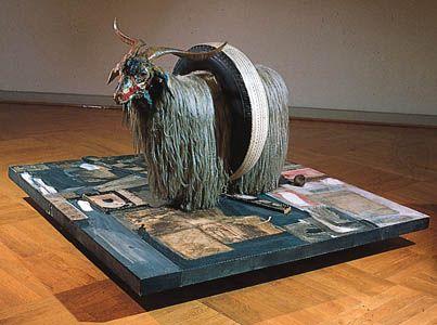 Robert Rauschenberg | American artist | Britannica.com