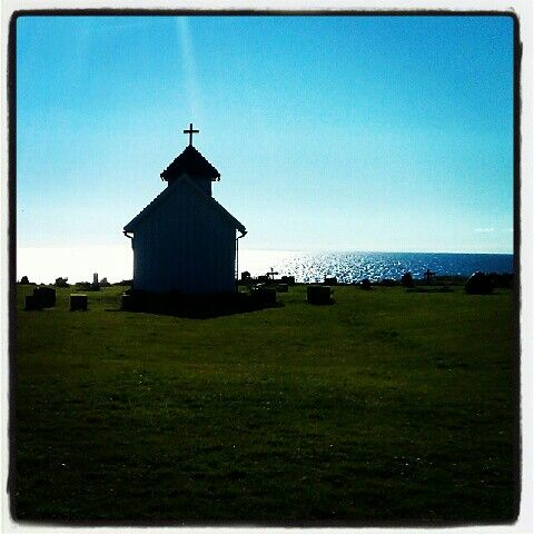 Varhaug gamle kyrkjegard (BEAUTIFUL!!! WINTER)