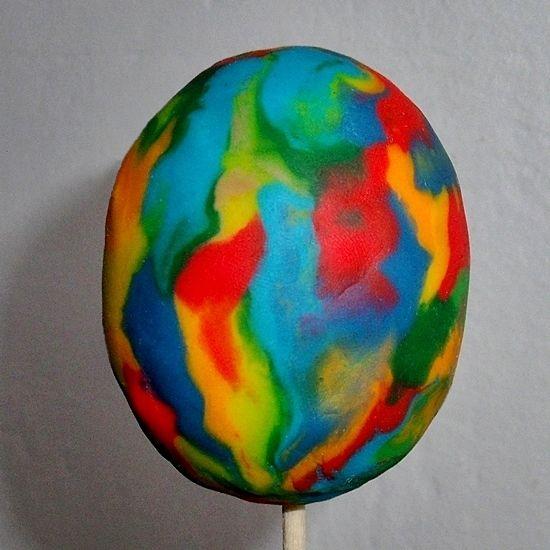 Velikonoční tvoření s dětmi - Modelína na vejcích... | Moje mozkovna