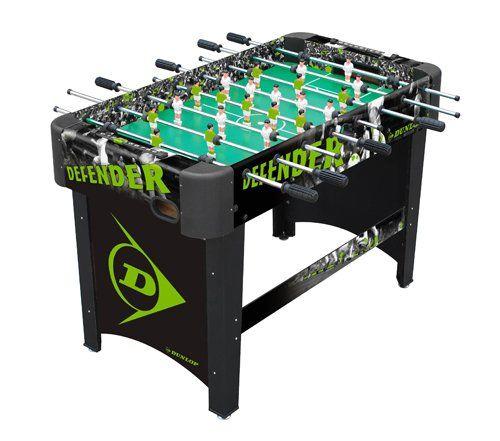 Voetbaltafel - Defender (Dunlop) #voetbaltafel #voetbal #tafelvoetbal #dunlop #sport