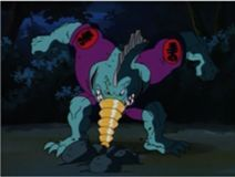 Street Sharks. Slash. Image from Street Sharks Wikia Wiki.