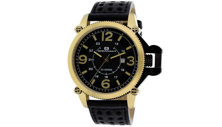 Oceanaut Men's Scorpion. Available through our Brand Name Watches auction, live now!