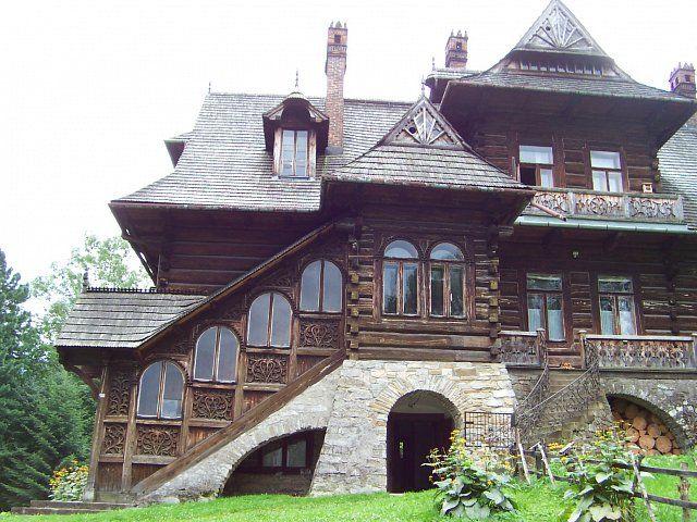 Dom pod Jedlami, Poland