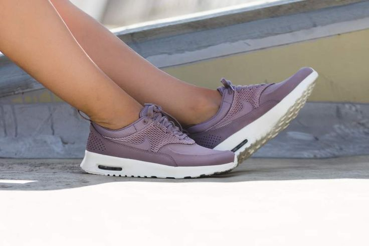 Nike - WMNS Air Max Thea Premium Leather Taupe Pack - 904500-200