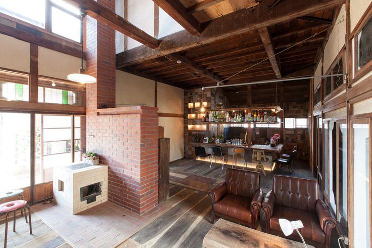 築106年以上の古民家をゲストハウスに。「マスヤゲストハウス」前編 medicala vol.3|長野県 下諏訪町|「colocal コロカル」ローカルを学ぶ・暮らす・旅する