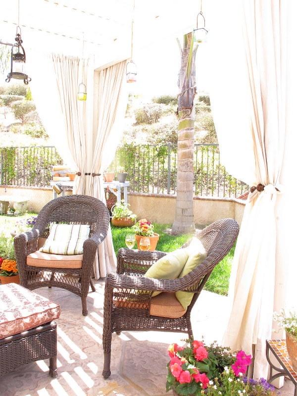 i really want outdoor patio curtains i