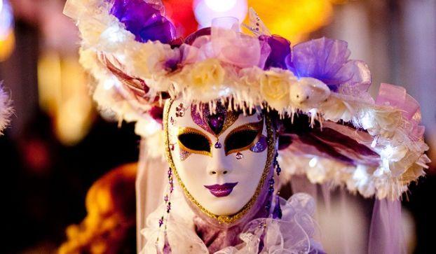 Maschera a Venezia 2014