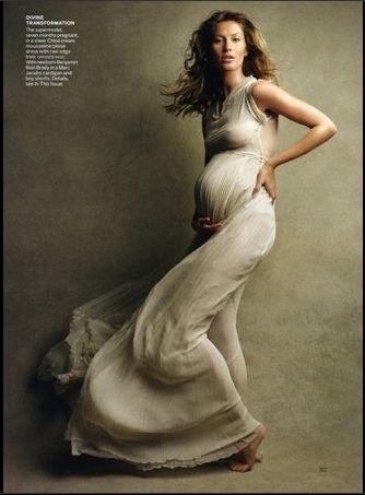 a beautiful maternity photo.