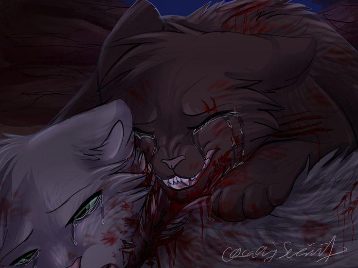 Ferncloud's death | Warrior Cats