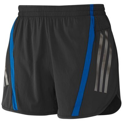 Women Clothing Shorts Black/Pink adidas Supernova Fitted Short AW13