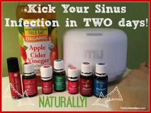 Learn how I beat a sinus infection in TWO days using natural remedies, including Young Living essential Oils - relief!! by annabelle