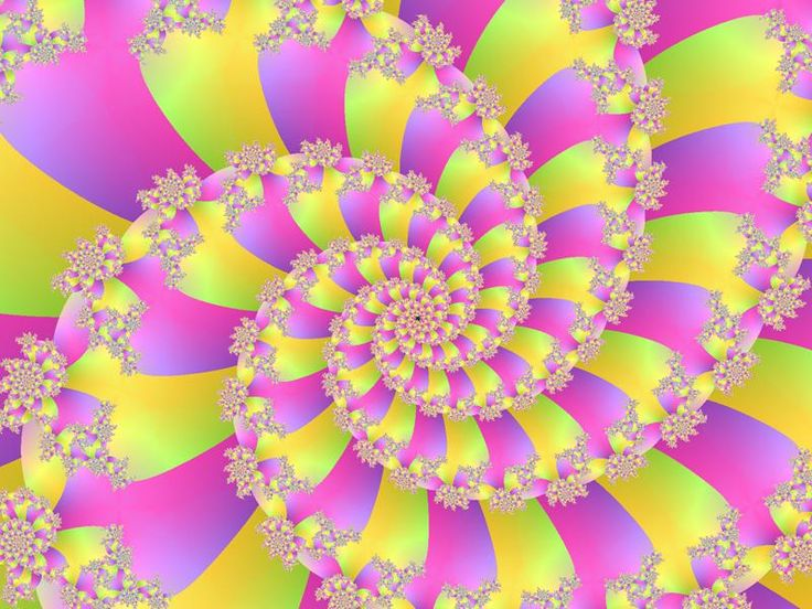 Pin By Carolyn Pranke On Fractals And Other Forms Of