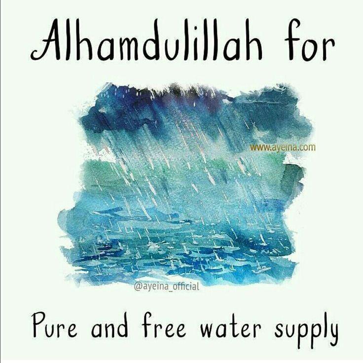 Al-hamdu lillah! #Alhamdulillahseries
