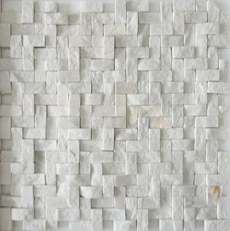 Mosaico De Mármore Para Revestimento De Paredes De Salas E Escadas Lavabos Lareiras Disponível Em Ou Pisos E Revestimentos Tijolo E Pedra Mosaico De Mármore