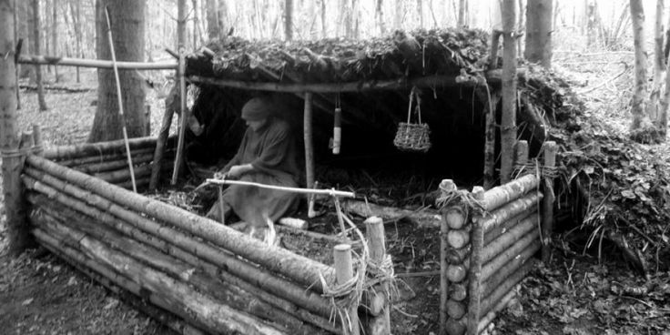 Mountain Man Shelters : Bushcraft shelter mountain man inspire pinterest