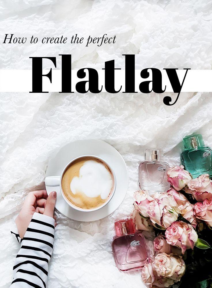Wie kreiere ich das perfekte Flatlay für Instagram? Drei meiner persönlich schönsten Varianten möchte ich euch heute zusammen mit Lacoste Parfums verraten.