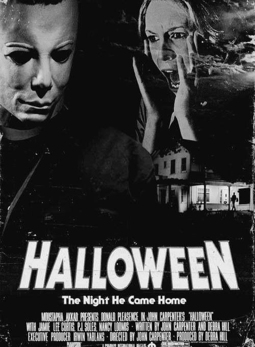 46 best Micheal Myers/Halloween images on Pinterest | Horror films ...