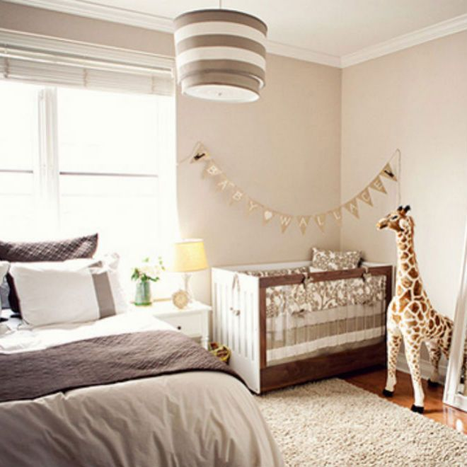 Best 51 Best Shared Master Bedroom And Nursery Images On 400 x 300