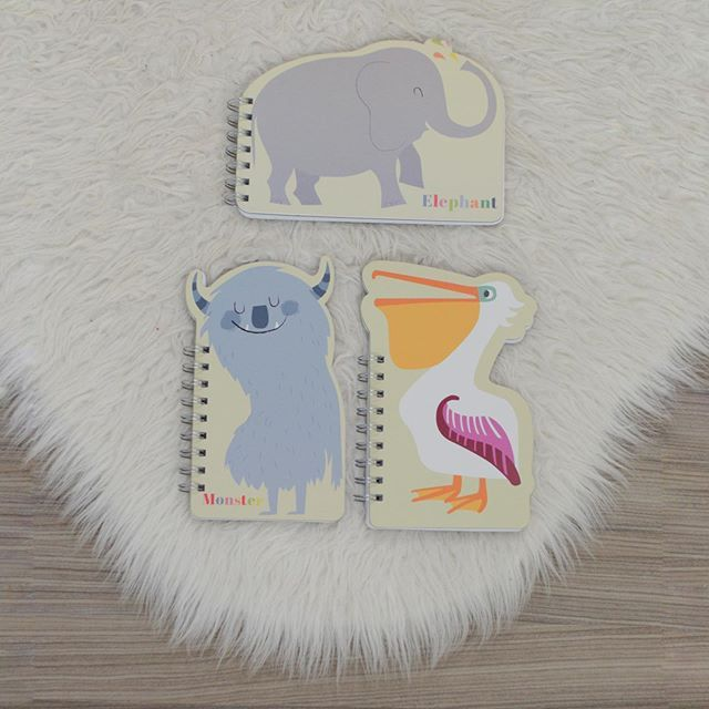 نوته الفيل و المونستر و البيلكان نوتات خفيفة الوزن سهله الحمل و جميلة الشكل Instagram Posts Sugar Cookie Instagram