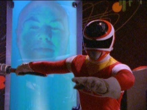 Power Rangers in Space - Zordon's Final Scene (Countdown to Destruction ...