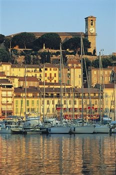 Cannes France Harbour. To book go to www.notjusttravel.com/anglia