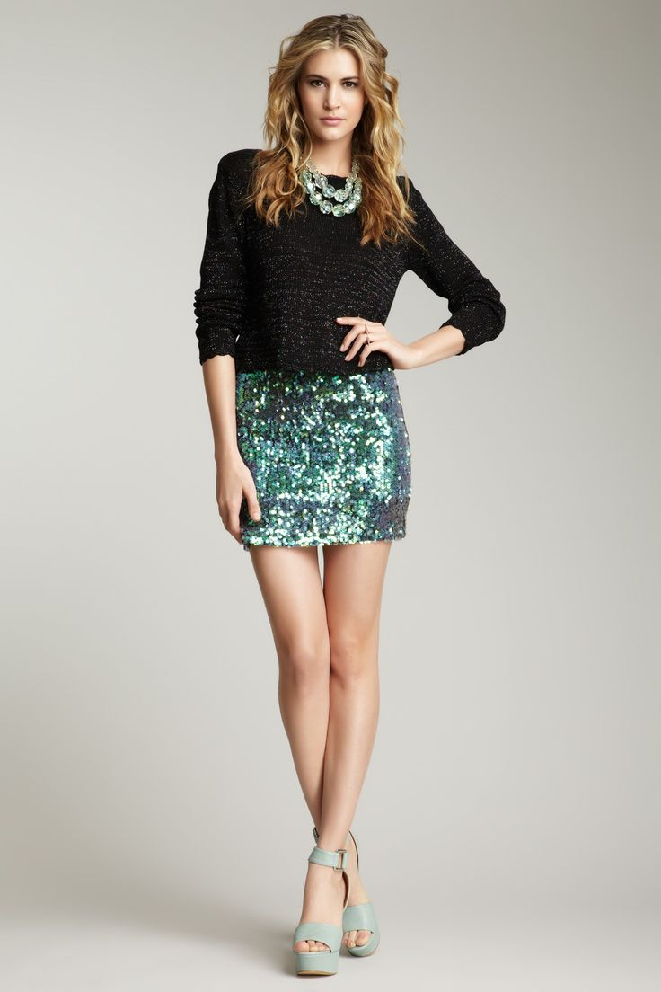 132 best Sequin Mini Skirts images on Pinterest