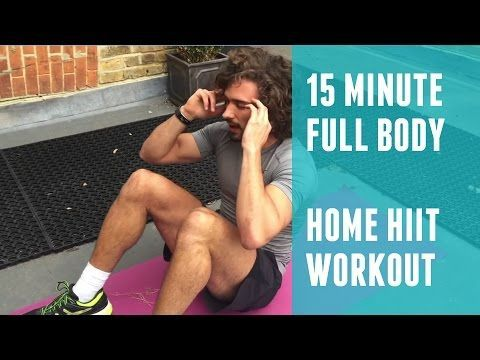 No Equipment, No Excuses: Joe Wicks's Best Workouts (and Yes, We Stole His Line)   Byrdie UK