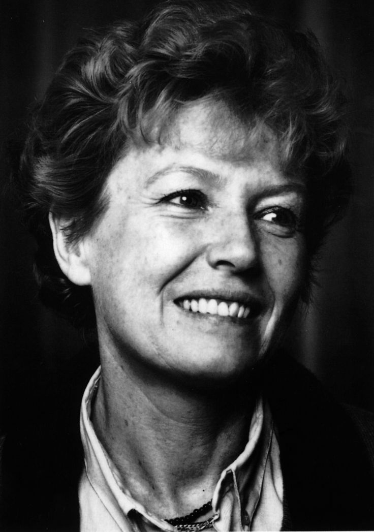 Dacia Maraini, italian novelist, born on November 13th, 1936