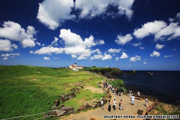 Seopjikoji, Jeju Island (제주도 섭지코지)