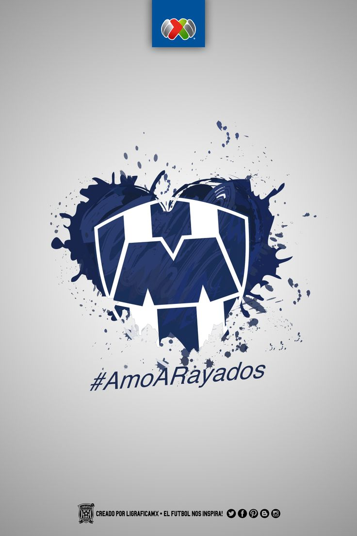407 best images about Rayados on Pinterest | Guadalajara, Un and Soccer