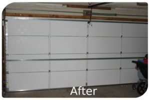 Insulation Panels For Garage Doors