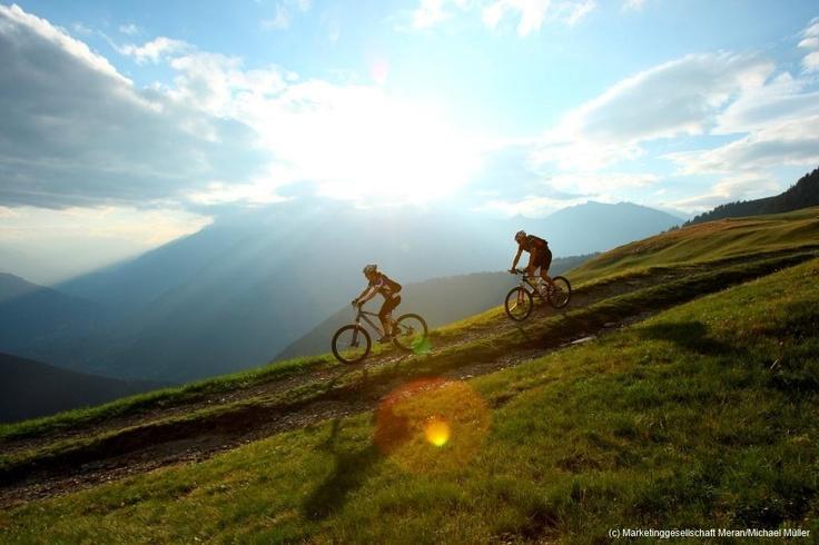 Biking in South Tyrol | In bici in Alto Adige