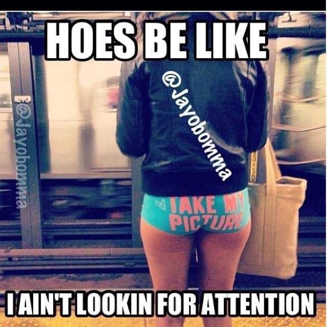 houston attention seeking hoes