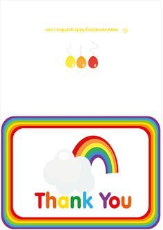 You'll find lots more Free Rainbow Party printables at http://www.amazing-kids-birthday-party-ideas.com/kids-party.html