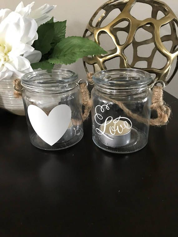 Mini Lantern Candles Love & Hearts Mini Lantern Candle