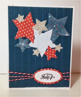 Paper, Paws, etc.: Patriotic Cards