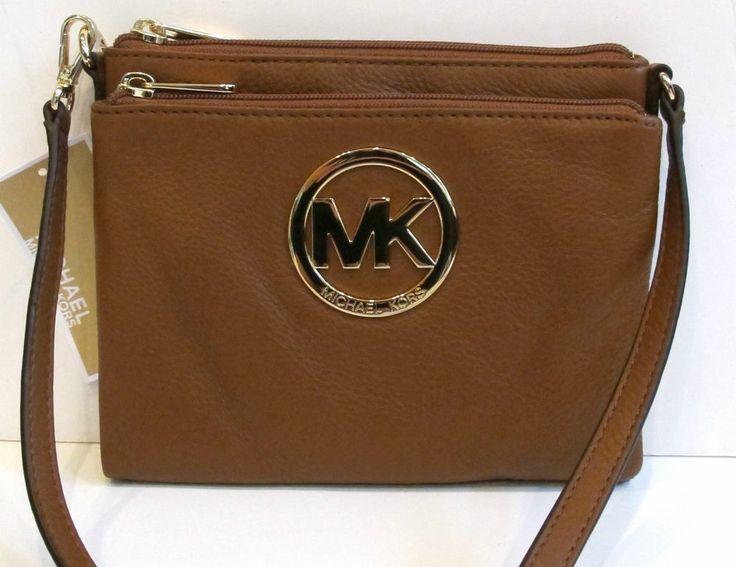 Michael Kors Fulton Crossbody Bag Off66 Ed
