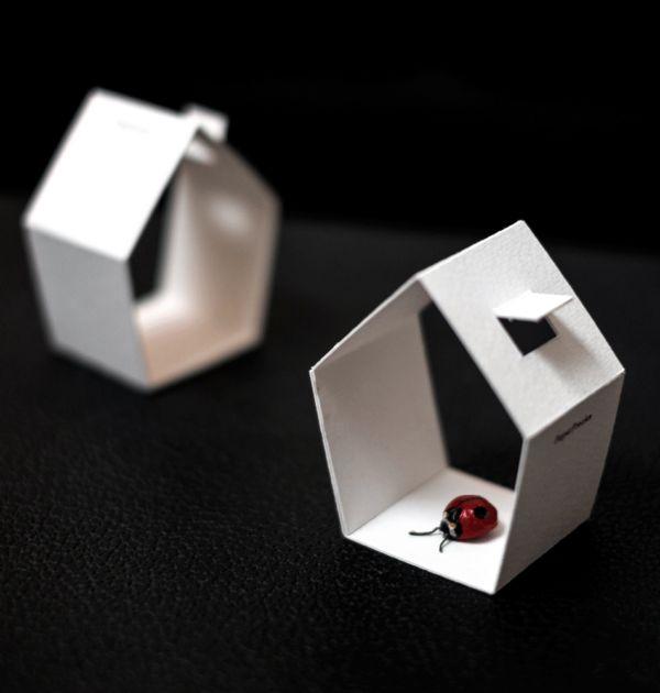 Deco Paper House