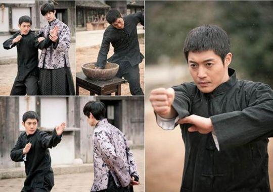 "Kim Hyun Joong Learns Martial Arts in the Latest ""Age of Feeling"" Stills - Soompi"