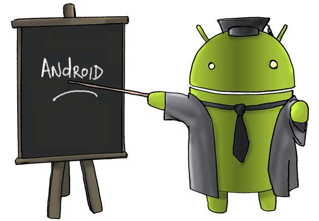 Naučíme vás programovat aplikace pro android. Začínáme - iDNES.cz