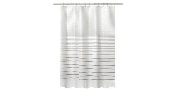 Boy's Bathroom Curtain