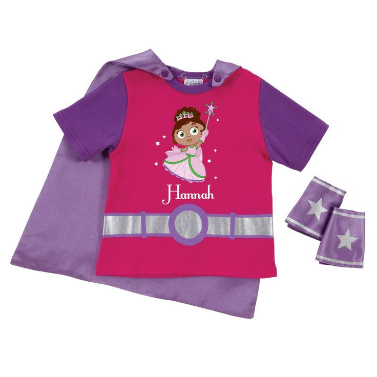 Super Why! Princess Presto Super T-Shirt From PBS Kids