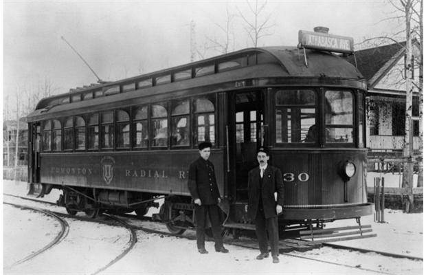Aug. 11, 1913: Streetcar makes first trip across High Level Bridge