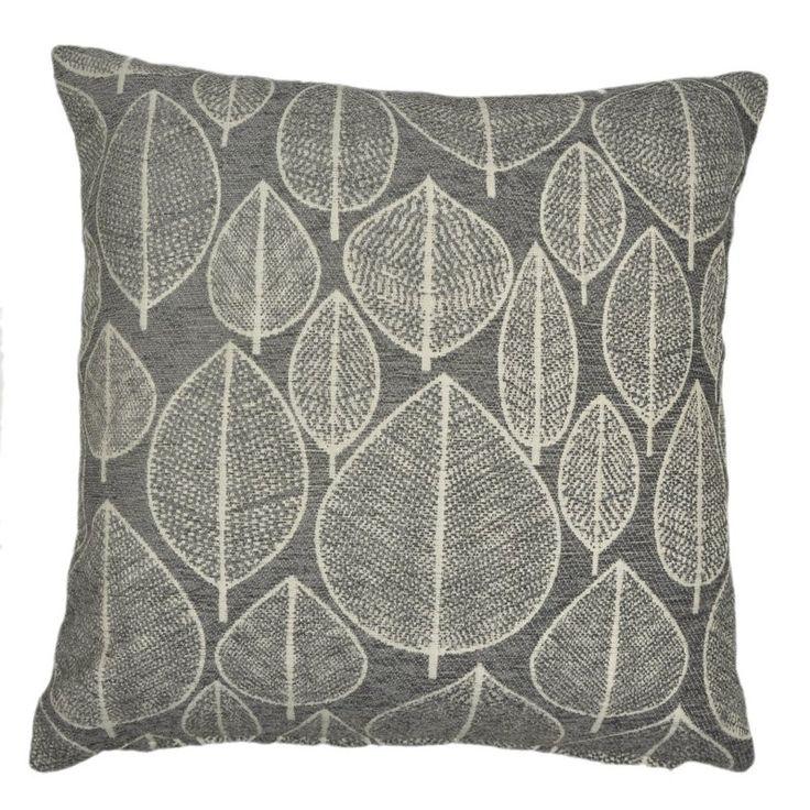 Lagarto Cushion Grey cushion covers, Cushions, Bed
