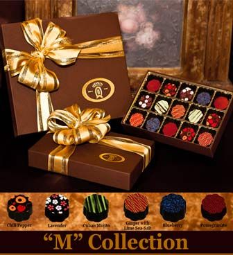 Mignon Chocolate - locations in Glendale and Pasadena.