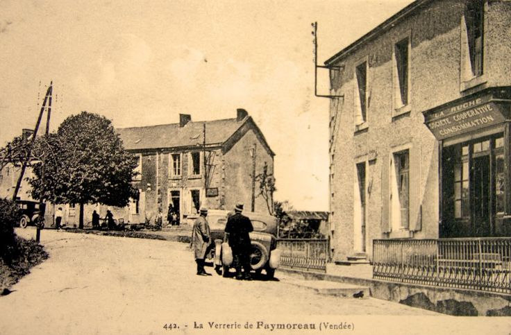 Centre Minier - FAYMOREAU - LA COOP