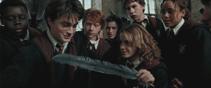 Harry Potter Cinemagraphs Harry Potter Scene Harry Potter Tumblr Harry Potter Pictures