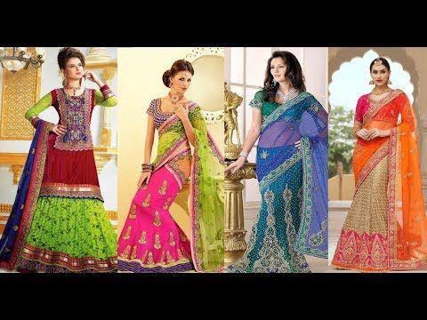 Latest Bridal Lehenga Designs 2017, 2018 Bridal Lehenga Choli Designs