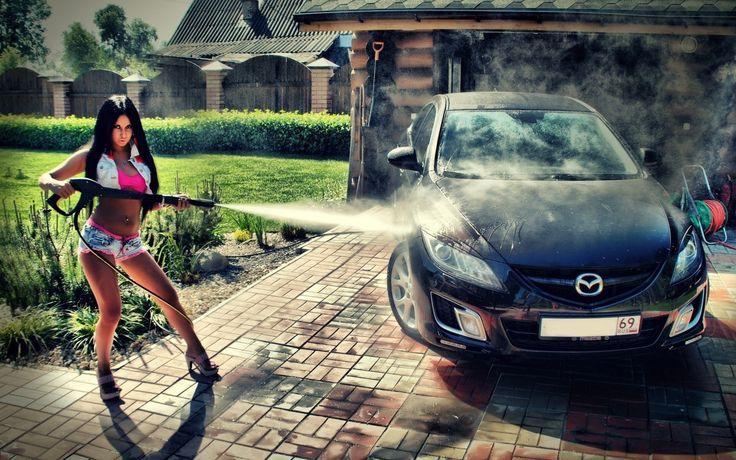 Download Car Wash Wallpaper 227130