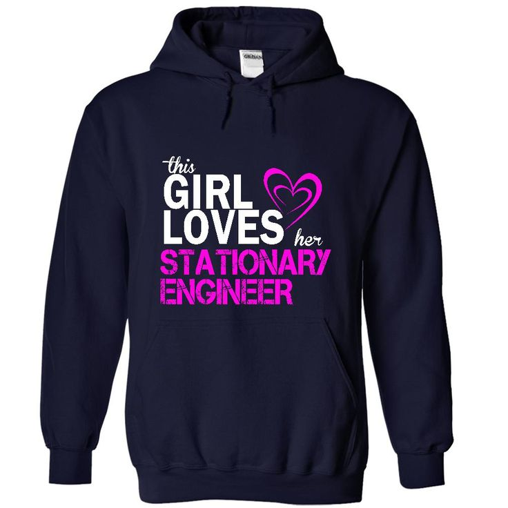 This girl love her STATIONARY ENGINEER